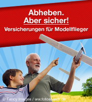 Versicherung fr Modellflieger