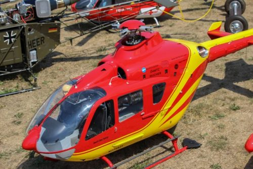 2017 Internationales Semi Scale Hubschrauber Meeting beim FMC Offenbach e.V.