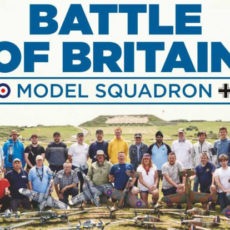 Battle of Britain mit Modellen