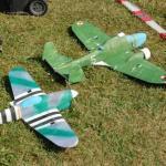 Aircombat WWI + WWII DMFV Deutsche Meisterschaft Ettringen