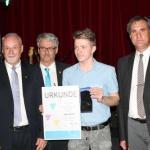 NRW II: DMFV ehrt Leistungssportler  Andre Bracht