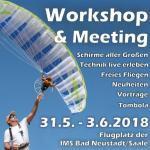 Workshop & Meeting 2018