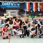 DM Indoor Kunstflug 2018 - Internationales Treffen in der Euregio