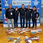 FAI WM F3P 2019 - Indoor Kunstflug auf der Insel der Götter