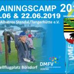 """Jugend – Trainingscamp""Sachsen Anhalt 2019"