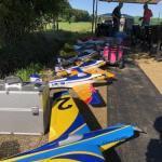 Ergebnisse des zweiten Saisonwettbewerbs beim MFSV Albatros in Gütersloh