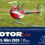 10. ROTOR live am 14. und 15. März 2020