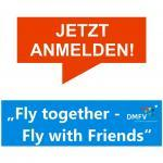 """Fly together – Fly with Friends"""