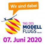 """Einfach mitmachen!  """"Tag des Modellflugs 2020"""" ist am 07. Juni."""