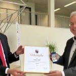 Landkreis Augsburg ehrt Markus Ferber