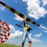UPDATE: Individueller Modellflug auf Vereinsgeländen weiter möglich