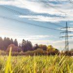 Netzausbau durch Freileitungen; Notwendigkeit durch Gesetz festgestellt