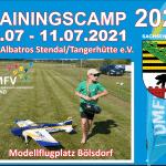 "Jugend – Trainingscamp"" beim MFC ""Albatros"" Stendal/Tangerhütte e.V."