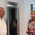 Martina Uecker verabschiedet sich vom DMFV