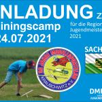 Neuer Termin und Ort zum Trainigscamp Sachsen
