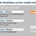 Fachtreffpunkt Modellbau auf der modell-hobby-spiel